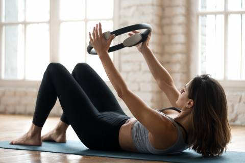 Pilates Strengthening